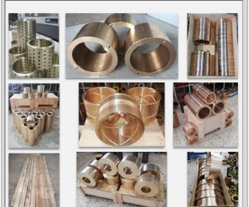COPPER & COPPER ALLOY (BRONZE, BRASS, ETC.) FORGINGS & CASTINGS