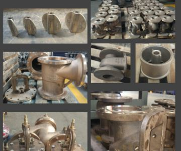 Bronze Valf & Pump Bodies and Parts